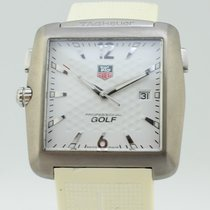 TAG Heuer Golf Tiguer Woods Edition Quart Steel II Copa Ceo 2007
