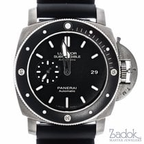 Panerai Luminor Submersible Titanium Antimagnetic PAM 389 47mm...