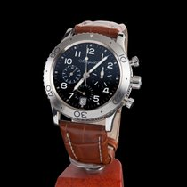 Breguet type XX chronograph steel