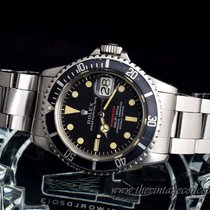 Rolex 1680 Submariner Single Red MK IV with Bracelet