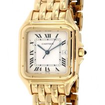 Cartier Panthére W25014b9, 27mm In 18kt Yellow Gold