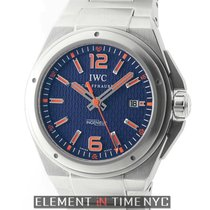 IWC Ingenieur Collection Plastiki Mission Earth Adventure...