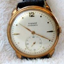 Tissot Vintage 1948 Banhado A Ouro Antimagnetic Mini Segundos