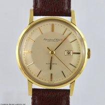 IWC Herrenuhr cal. 8531- Referenz 602 A- 750 Gelbgold