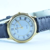 Maurice Lacroix Damen Uhr Quartz 25mm Calypso Stahl/ Vergoldet 6