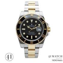 Rolex Submariner or/acier  : à partir de 165 € / mois