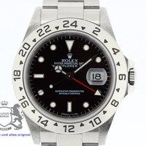 Rolex Explorer II 16570 F-Serie 2003/04 Tritium with Box