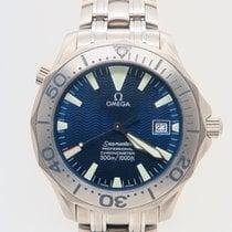 Omega Seamaster Professional 300m Titanium ''Electric...