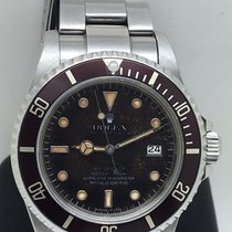 "Rolex Sea-Dweller Triple Six ""Turtle dial"""