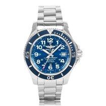 Breitling Superocean II 42 Chronometre a17365d1/c915 Complete NEW