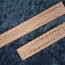 Breitling Haiarmband 18/18mm In Braun Für Faltschliesse New