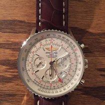 Breitling Navitimer GMT, including extra straps