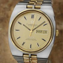 Omega Constellation 36mm Automatic Gold and Steel Chronometer...