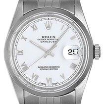 Rolex Men's Rolex Datejust Automatic Winding Watch 16200...