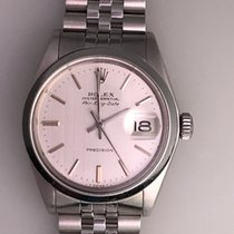 Rolex Air-king Date 5700 With Linen Dial