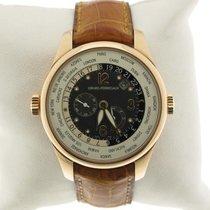 Girard Perregaux WW.TC Financial World Time Power Reserve