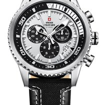Swiss Military SM34042.06 Chronograph 10 ATM, 44 mm
