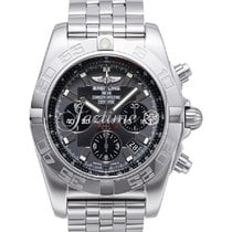 百年靈 (Breitling) AB011012|F546|375A CHRONOMAT 44MM POLISHED...