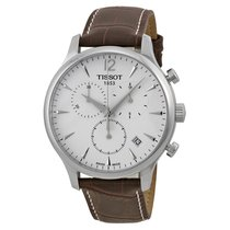 Tissot Men's T0636171603700 T-Classic Tradition Chronograp...