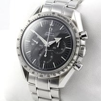 Omega Speedmaster Moonwatch Handaufzug BROAD ARROW Herrenuhr