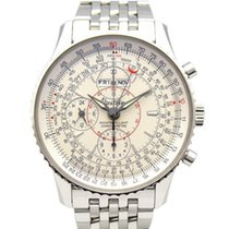 Breitling Montbrillant Datora Chronograph – Ref A21330