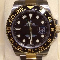 Rolex GMT MASTER II GOLD/STEEL 41MM