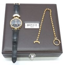 Bovet Amadeo Fleurier 43mm AF43003 18K Rose Gold Men's Watch