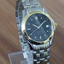 Omega Seamaster Stahl / Gold revisioniert