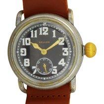 Rellum Vintage  Original Fliegeruhr Pilot Watch Serviced