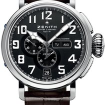 Zenith Pilot Type 20 Annual Calendar - 48 mm -