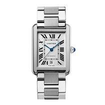カルティエ (Cartier) Tank Solo Automatic Mens Watch Ref w5200028
