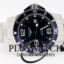Longines Hydroconquest 44mm  Blue Diving Automatic