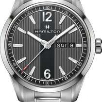 Hamilton BROADWAY H43311135 Herrenarmbanduhr Swiss Made