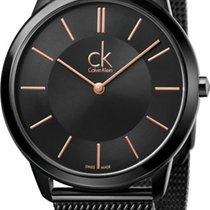 ck Calvin Klein Minimal K3M21421 Herrenarmbanduhr Swiss Made