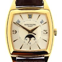 Patek Philippe 18k yellow gold Calendario Annual Calendar