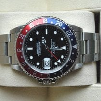 Rolex [SERVICED + 24 Mon.] GMT-Master II - K - 2002