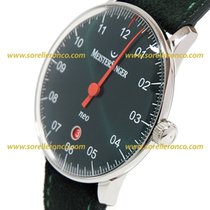 Meistersinger NEO PLUS AUTOMATIC GREEN  40mm NE 409