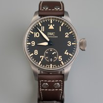 IWC Big Pilot Heritage 48 Limited Edition Titanium IW510301