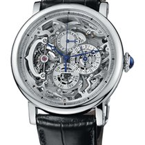 Cartier W1580017 Rotonde Grand Complications in Platinum - on...
