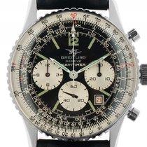 Breitling Navitimer Twin Planes Stahl Handaufzug Chronograph...