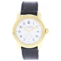 Baume & Mercier Capeland 18k Yellow Gold 65486