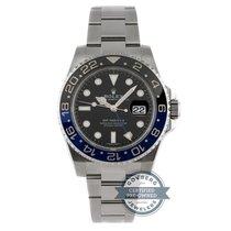 """ロレックス (Rolex) GMT Master II """"Batman"""" 116710BLNR"""