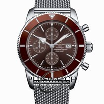 Breitling Superocean Heritage II Chronograph Brown 46mm T