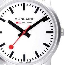 Mondaine A400.30351.11SBB Simply Elegant Damen 36mm 3ATM