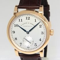 A. Lange & Söhne 1815 Manual Wind 40mm 18k Rose Gold Mens...
