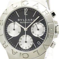 Bulgari Polished  Diagono Sport Chronograph Automatic Mens...