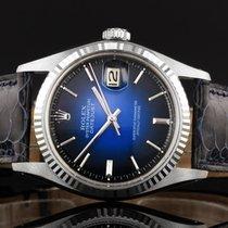 Rolex Vintage Rolex Datejust-  1601 - 1966-67 - RARE Blue...