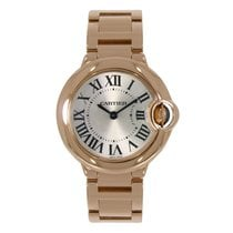Cartier Ballon Bleu 28mm 18K Rose Gold Watch