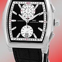 "IWC ""Da Vinci Chronograph"" Strapwatch."