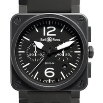 Μπελ & Ρος (Bell & Ross) BR03-94 Chronograph 42mm...